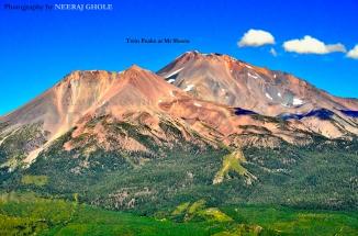 Black Butte Mt Shasta California Weed Shasta City Summit Hike Trek I-5