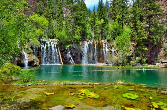 hanging lake hike colorado glenwood springs aspen US 70