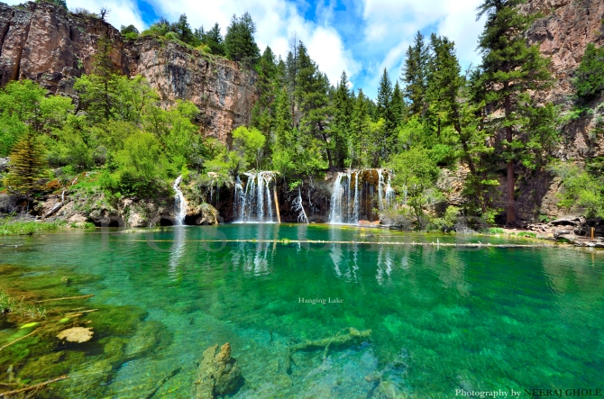 hanging lake hike colorado glenwood springs aspen US 70