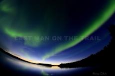 chena lake recreation area alaska aurora borealis northern lights fairbanks cleary summit september lights