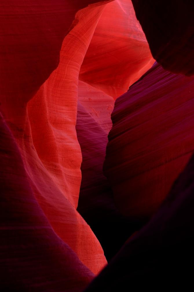 lower antelope canyon upper antelope canyon arizona highway 98 highway 89 navajo land colors
