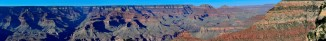 south rim trail grand canyon arizona panorama walk around the rim