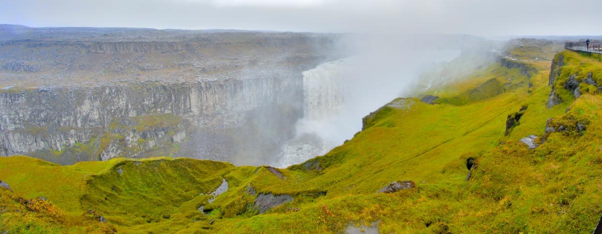 Dettifoss Iceland waterfall