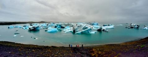 Iceberg Lagoon Iceland